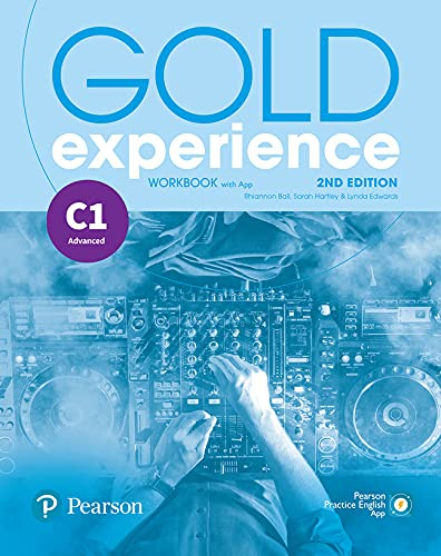 9781292195162: Gold Experience 2nd Edition C1 Workbook