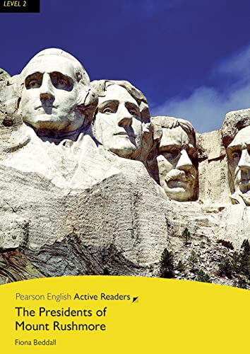 9781292196015: The presidents of mount Rushmore. Level 2. Con ebook. Con espansione online. Con CD-ROM