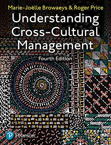 9781292204970: Understanding Cross-Cultural Management