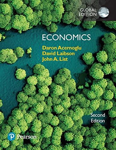 9781292214504: Economics, Global Edition
