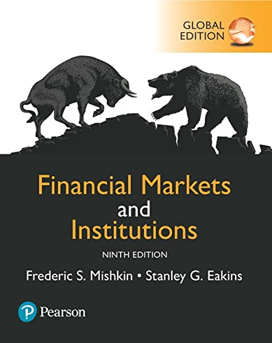9781292215006: Financial Markets and Institutions, Global Edition