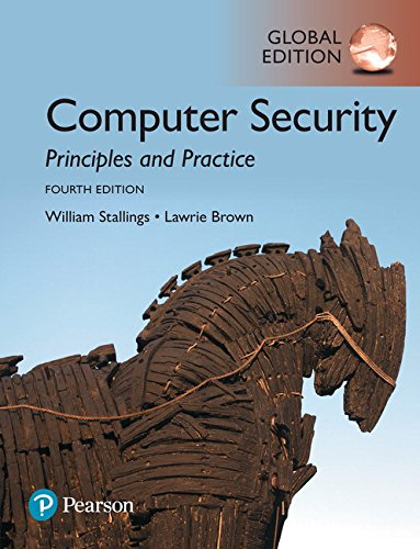 9781292220611: Computer Security: Principles and Practice, Global Edition