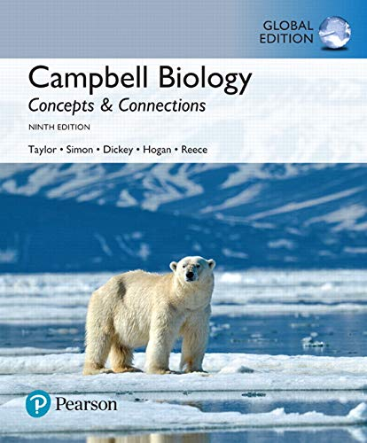 9781292229478: Campbell Biology: Concepts & Connections, Global Edition