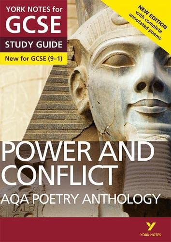 9781292230313: AQA Poetry Anthology - Power and Conflict: York Notes for GCSE (9-1): Second edition