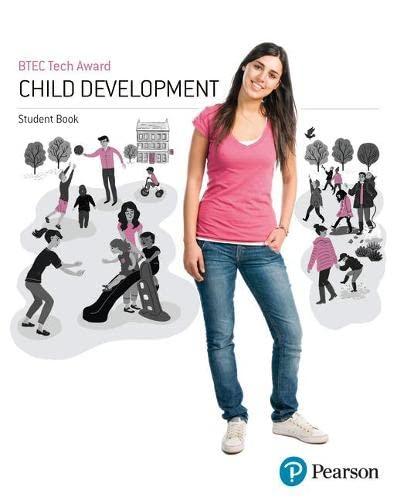 9781292231020: BTEC Tech Award Child Development Student Book (BTEC Tech Award Early Years)