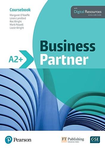 9781292233536: Business Partner A2+ Coursebook and Basic MyEnglishLab Pack