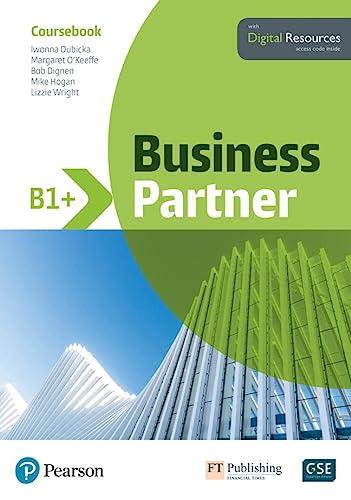9781292233550: Business Partner B1+ Coursebook and Basic MyEnglishLab Pack [Lingua inglese]