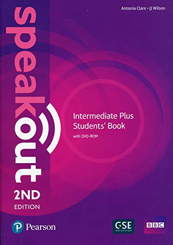 9781292241531: Speakout Intermediate Plus 2nd Edition Students' Book and DVD-ROM Pack