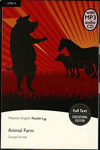 9781292243221: Animal farm. Level 6. Con espansione online. Con CD-Audio