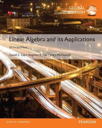 9781292243610: Linear Algebra and Its Applications plus Pearson MyLab Mathematics with Pearson eText, Global Edition