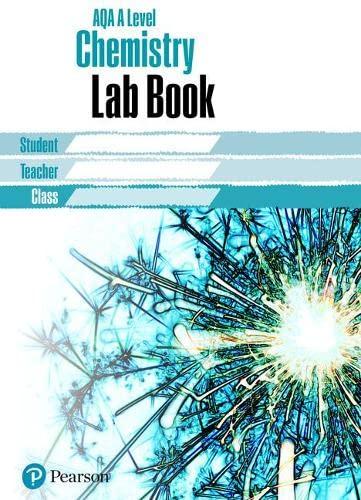 9781292245294: AQA A level Chemistry: Lab Book (AQA A level Science (2015))
