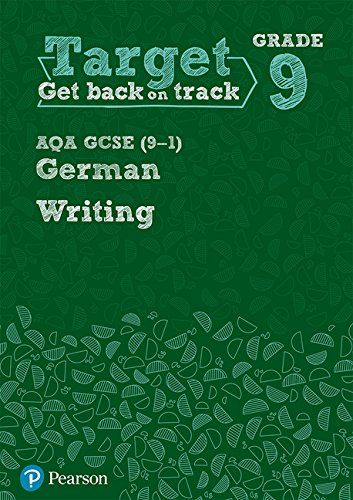 9781292246017: Target Grade 9 Writing AQA GCSE (9-1) German Workbook (Modern Foreign Language Intervention)