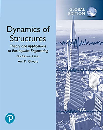 Dynamics of Structures in SI Units (Paperback): Anil Chopra