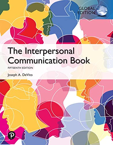 9781292261843: Interpersonal Communication Book, Global Edition