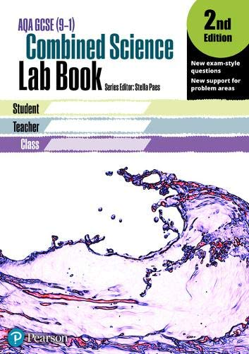 9781292267821: AQA GCSE Combined Science Lab Book, 2nd Edition (AQA GCSE SCIENCE)