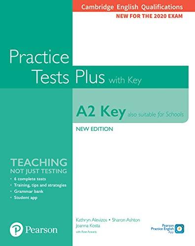 9781292271484: Practice tests plus. With key. Per le Scuole superiori. Con e-book. Con espansione online