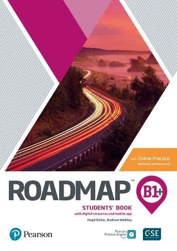 9781292271903: Roadmap. B1. Per le Scuole superiori. Con e-book. Con espansione online