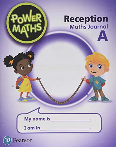 A Power Maths Reception Pupil Journal (Paperback): Beth Smith, Tony