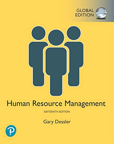 9781292309125: Human Resource Management, Global Edition