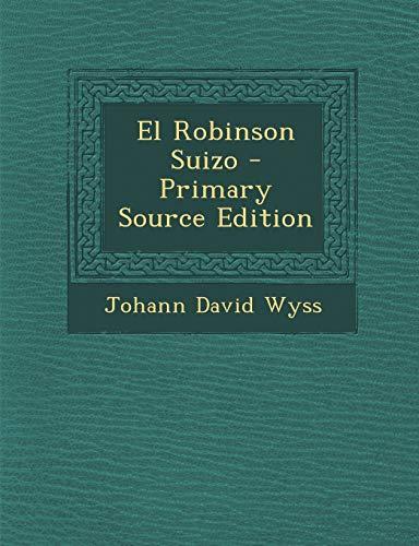 9781293069011: El Robinson Suizo