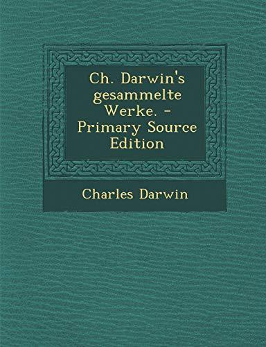 9781293089057: Ch. Darwin's gesammelte Werke.