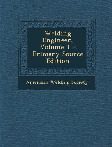 9781293096345: Welding Engineer, Volume 1