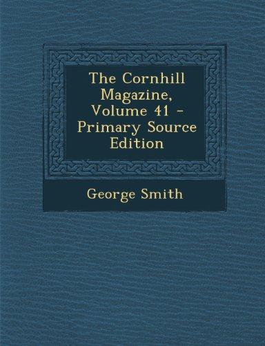 9781293139578: The Cornhill Magazine, Volume 41