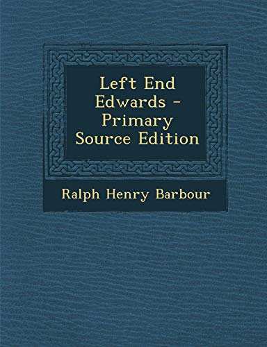 9781293149553: Left End Edwards