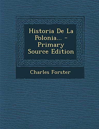 9781293187692: Historia De La Polonia...