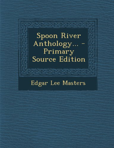 9781293195642: Spoon River Anthology.