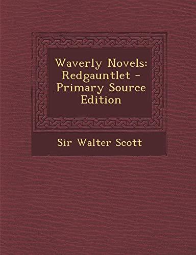 9781293229477: Waverly Novels: Redgauntlet