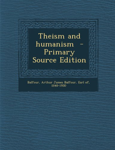 9781293239865: Theism and humanism