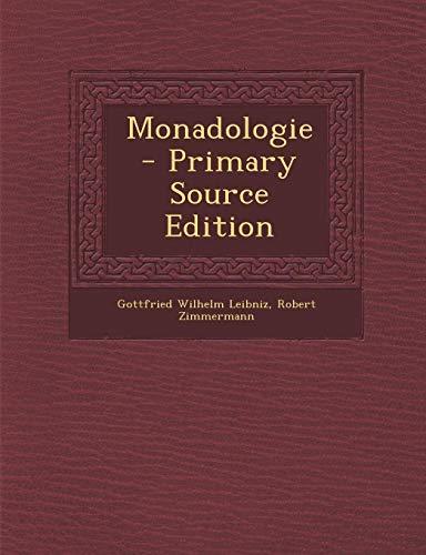 9781293264508: Monadologie (German Edition)