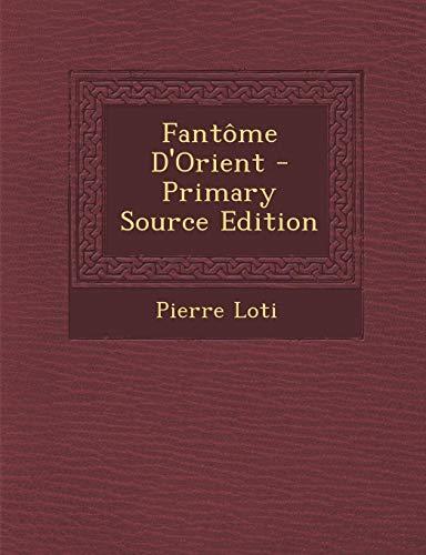 9781293281314: Fantome D'Orient