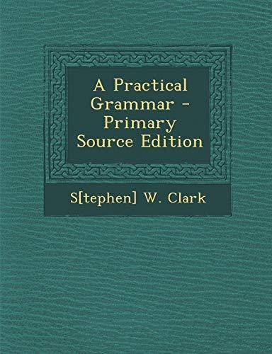 9781293282656: A Practical Grammar