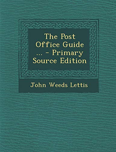 9781293286913: The Post Office Guide ...