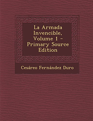 9781293322390: La Armada Invencible, Volume 1