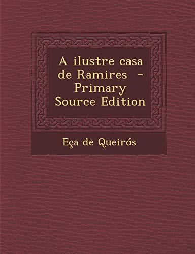 A ilustre casa de Ramires (Portuguese Edition)