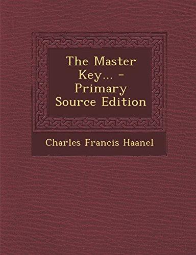 9781293370261: The Master Key...