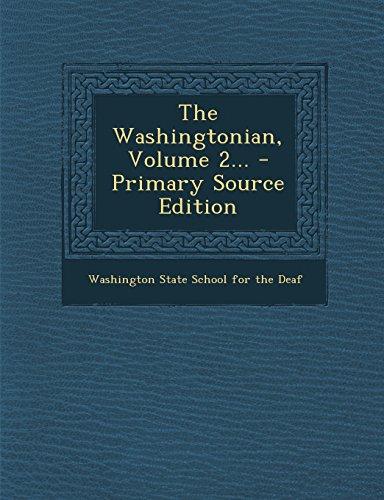 9781293371886: The Washingtonian, Volume 2... - Primary Source Edition