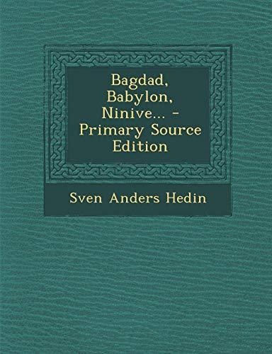 9781293377819: Bagdad, Babylon, Ninive...