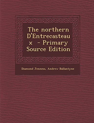 9781293401392: The northern D'Entrecasteaux