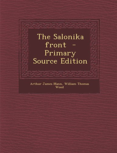 9781293405871: The Salonika front