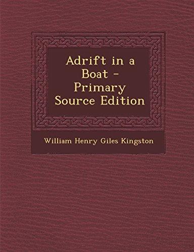 9781293434932: Adrift in a Boat
