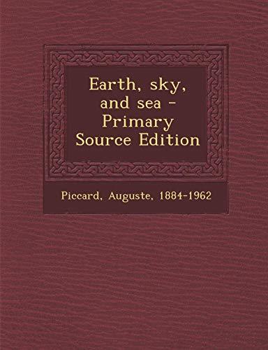 9781293463444: Earth, sky, and sea