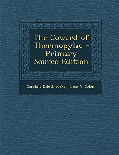 9781293541791: The Coward of Thermopylae