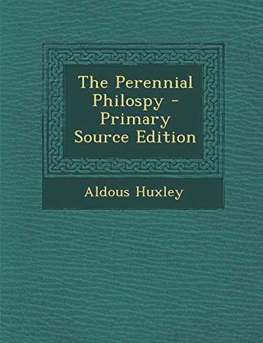 9781293547496: The Perennial Philospy