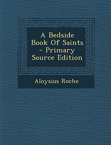 9781293566220: A Bedside Book Of Saints