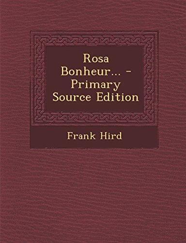 9781293572443: Rosa Bonheur...