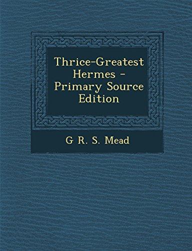 9781293601716: Thrice-Greatest Hermes